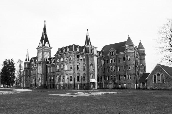 Alma College – St. Thomas, Ontario