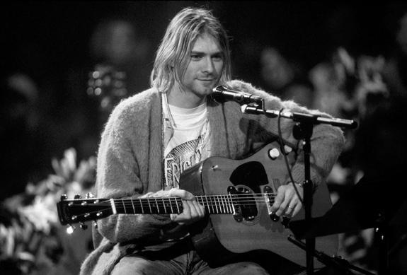 Kurt Donald Cobain (1967 – 1994)